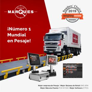 Número 1 2019- Balanzas Marques