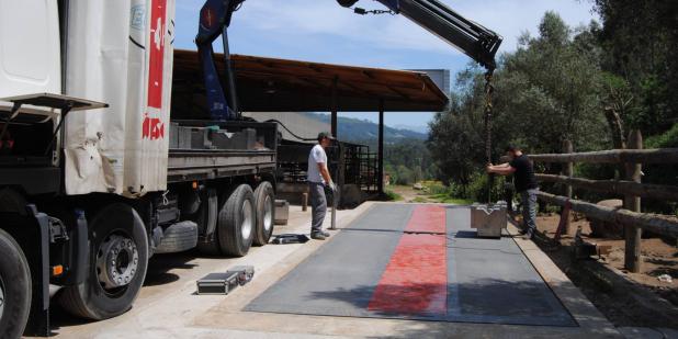 Servicio de Verificación o Calibración de Basculas Puentes, Pesacamiones-alcances 15 kg, 30 kg, 150 kg, 300 kg, 600 kg, 1.500 kg, 3.000 kg, 10.000 kg, 40.000 kg, 60.000 kg.
