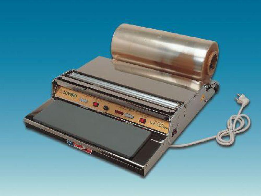 Máquina rectractilar