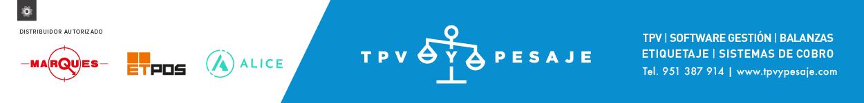 TPV Y PESAJE Málaga Distribuidor Oficial de Balanzas y Tpvs Marques - Orved - Mainca - Braher - Medoc - CahsDro - Sacopisa